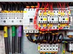 Manutenção em paineis elétricos