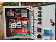 Quadro de transferência automático para geradores