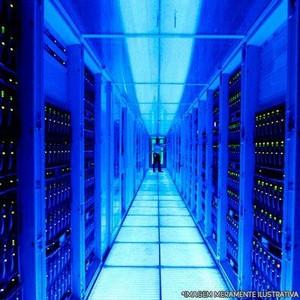 Construção de centro de processamento de dados