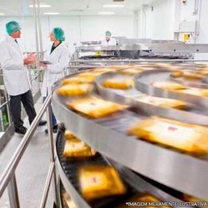 Reforma de indústrias alimentícias
